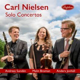 Carl Nielsen Concertos