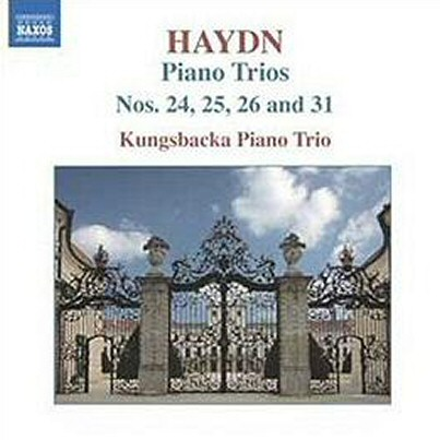 Haydn Piano Trios Vol 1