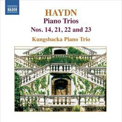 Haydn Piano Trios Vol 3