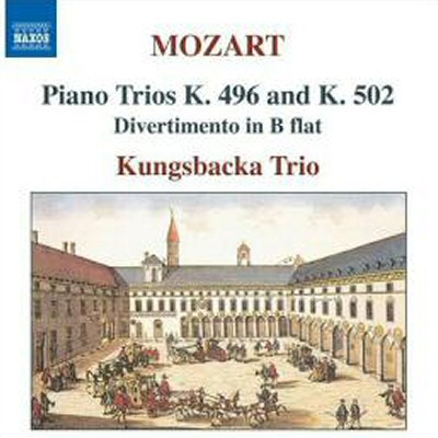 Mozart: Late Piano Trios Vol 1