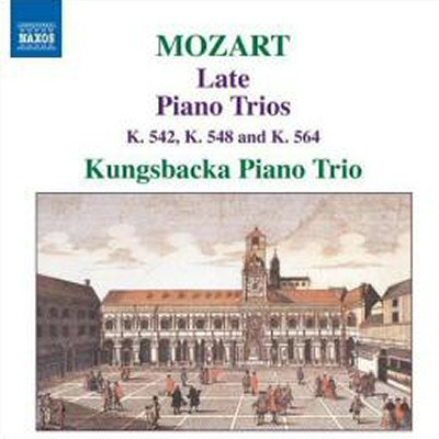 Mozart: Late Piano Trios Vol 2